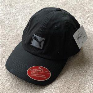 8ef4d7c4a Men's Black Puma Hat on Poshmark